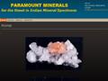 Paramount Minerals