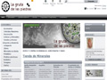 Spanish Minerals Commerce: La Gruta de las Piedras